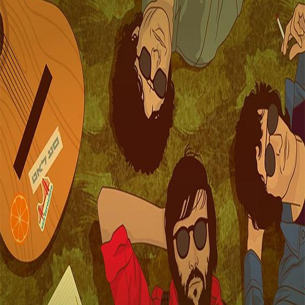 המחווה לאריק איינשטיין, שלום חנוך ומאיר אריאל נפגשים על הדשא