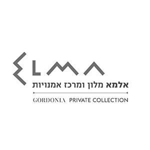 אלמא לוגו